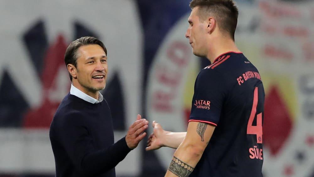 """Kovacs Warnung an Süle: """"Was sind schon zwei Monate?"""" - Bayerns Trainer warnt vor zu großer Eile"""