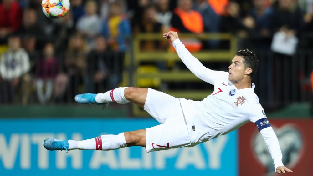 Ronaldo Elfmeter