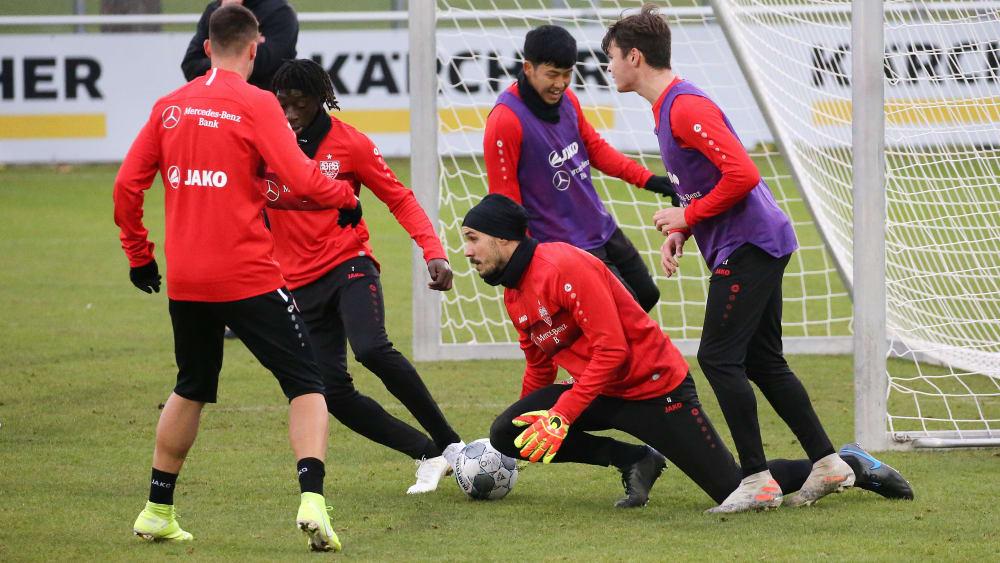 """""""Es ist eine Ehre"""": Grahl verlängert in Stuttgart - Ersatzkeeper unterschreibt bis 2022"""