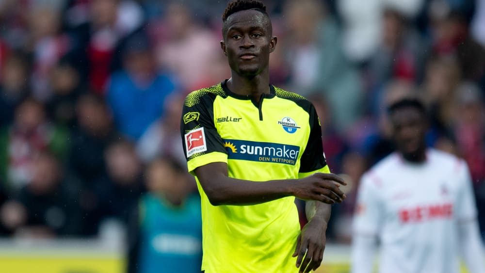 An Babacar Gueye zeigte sich der VfL Osnabrück interessiert.