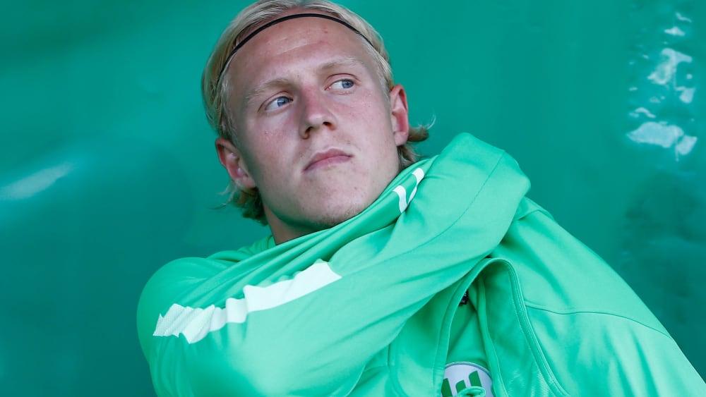 Wolfsburgs  Xaver Schlager