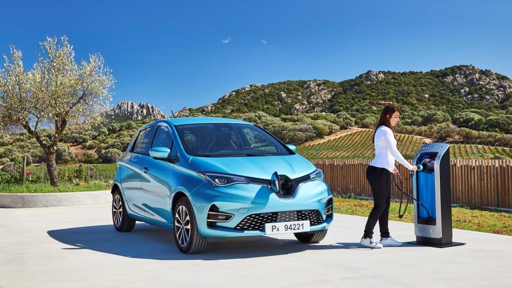 Elektroautos: Renault zeigt Stärke beim Stromern - Von Zoe bis Master - Elektrischer Twingo - Brennstoffzelle plus Batterie