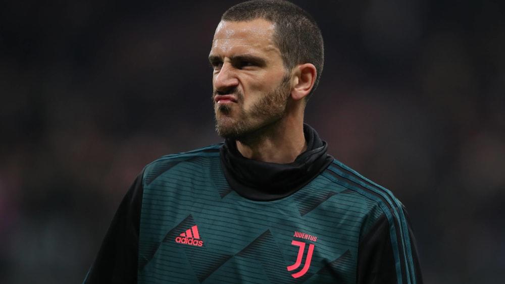 Leonardo Bonucci ist Spieler von Juventus.