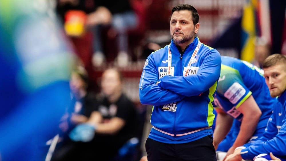 Ljubomir Vranjes will eine EM-Medaille