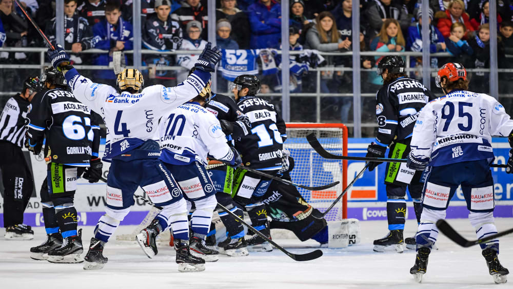 Tabelle Eishockey Bundesliga