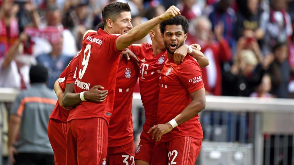 Der FC Bayern eröffnet zum siebten Mal in Folge die neue Bundesliga-Saison.