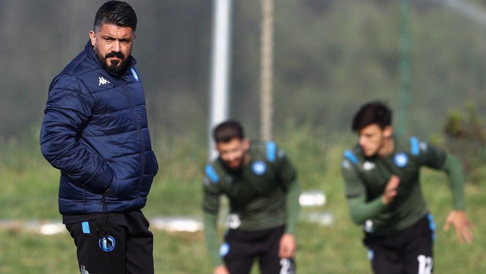 """Gattuso über Messi: """"Er hat jetzt einen Bart"""""""