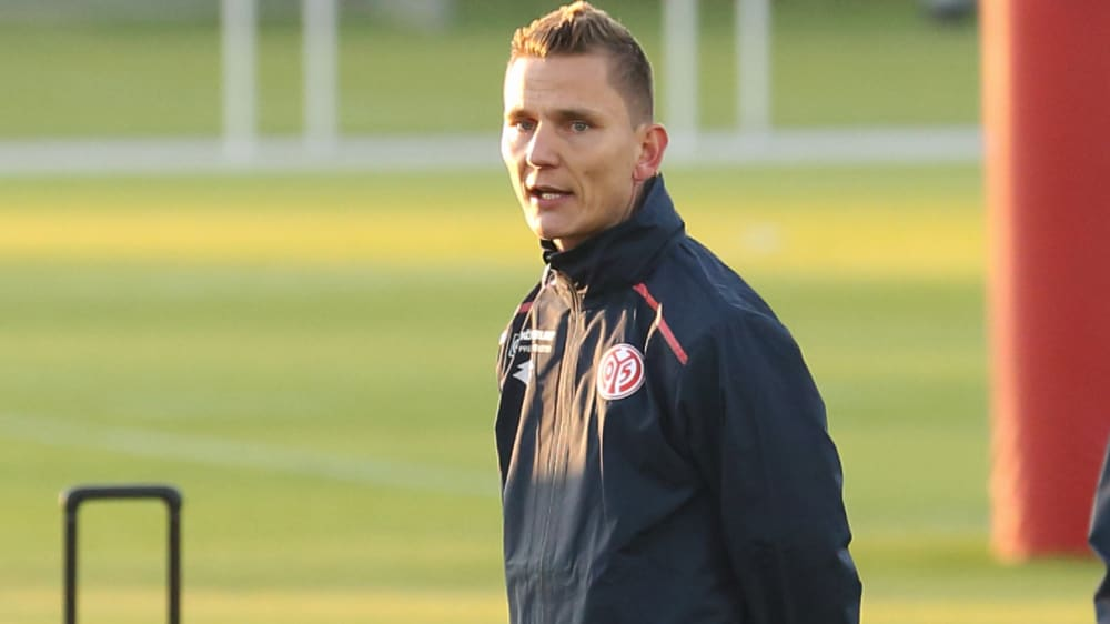 Niko Bungert, Ex-Kapitän des FSV, ist neuer Mainzer Co-Trainer.