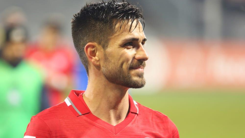 Danny Latza darf auf einen Einsatz in der Mainzer Startelf hoffen.