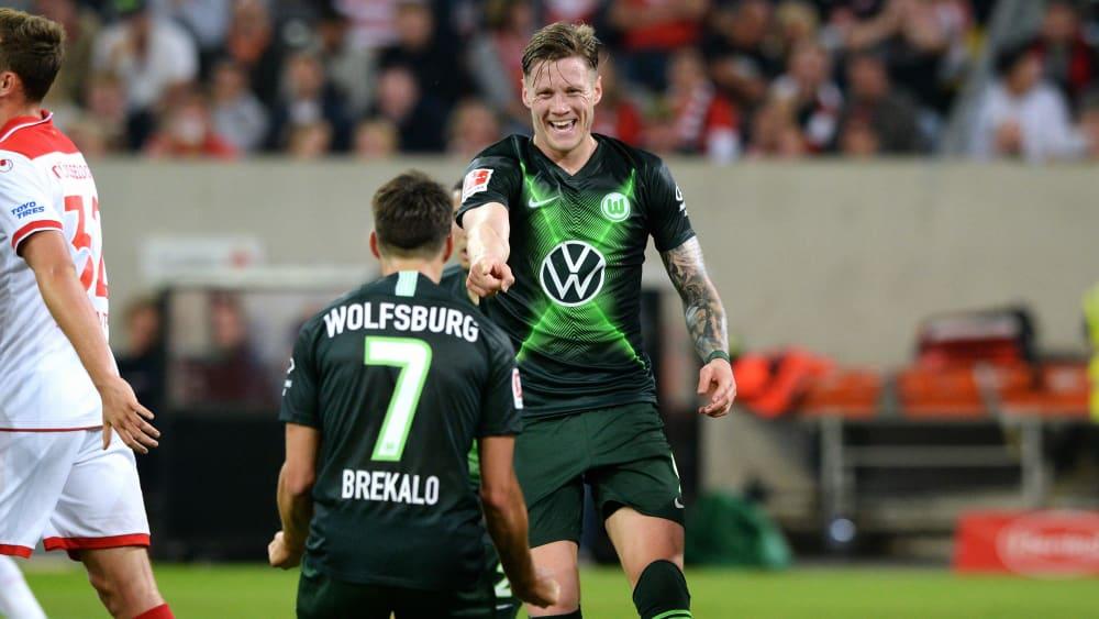 Josip Brekalo und Wout Weghorst