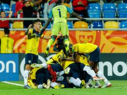 Mina beschert Ecuador Platz 3 bei der U-20-WM