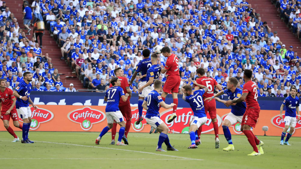 In der Liga gewannen die Bayern in dieser Saison 3:0 und 5:0 gegen Schalke. Was passiert im Pokal-Viertelfinale?