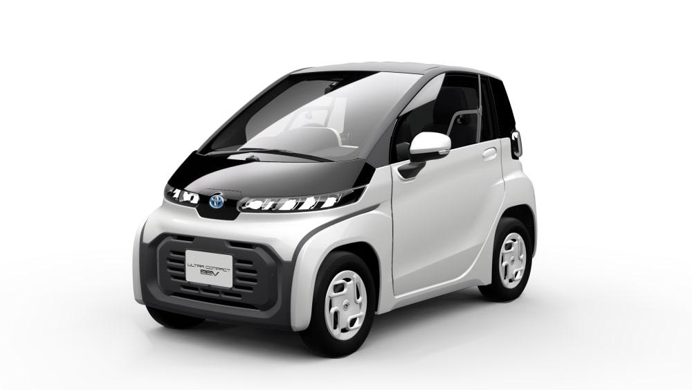 Toyota Elektro-Mini