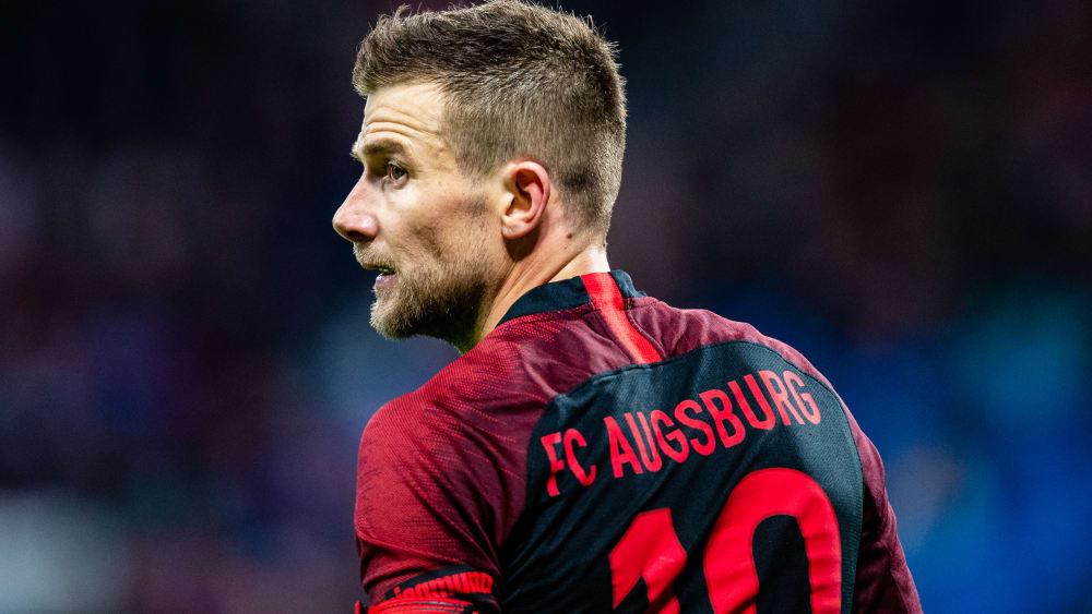 Läuft ein weiteres Jahr für Augsburg auf: Daniel Baier.