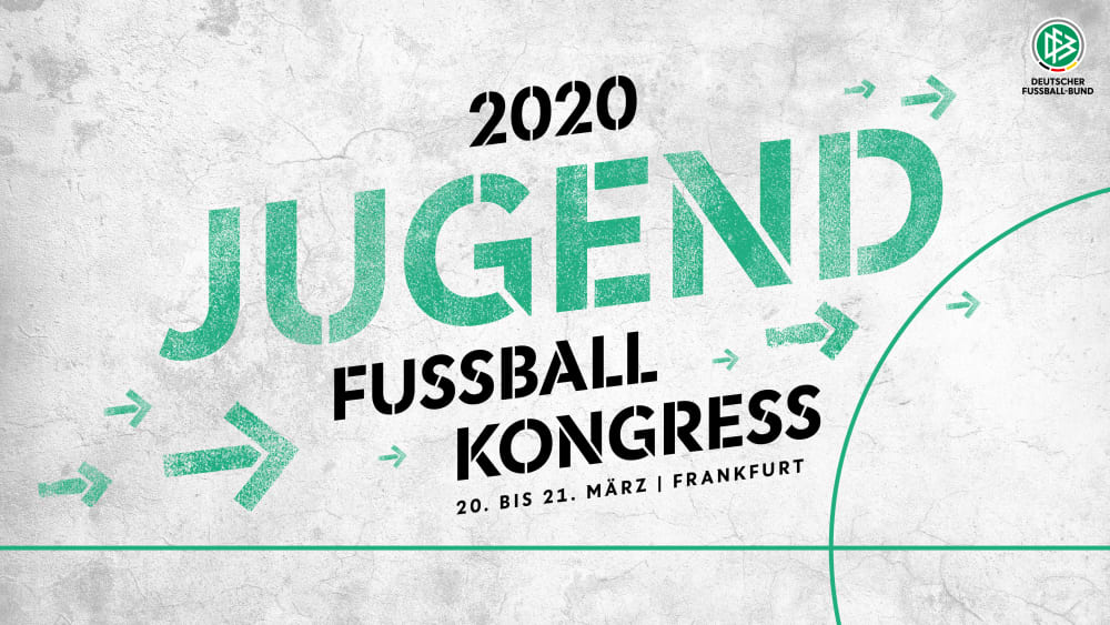 Logo des DFB-Jugendfußball-Kongresses