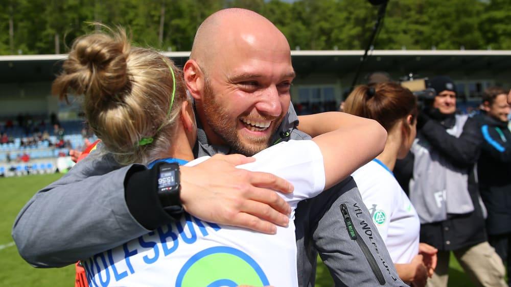 Trainer Stephan Lerch