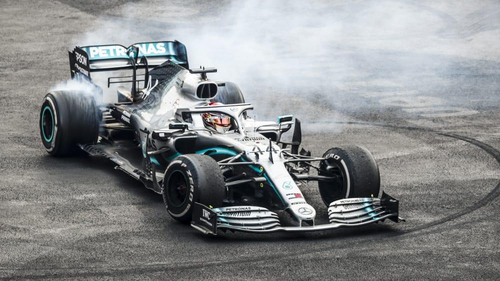 Lewis Hamilton tritt zu seinem 250. Grand Prix in der Formel 1 an.