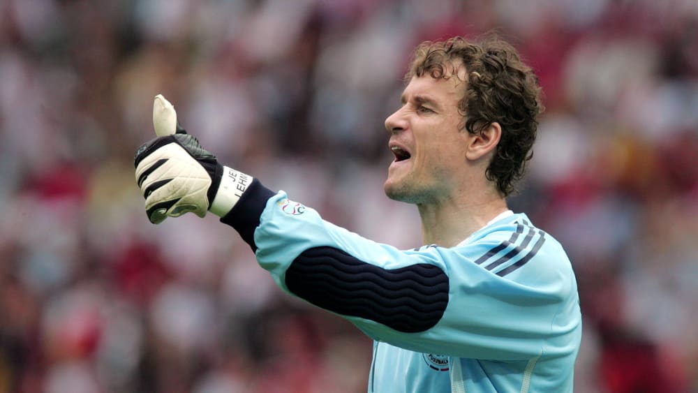 Daumen hoch: Kein Keeper war so stark wie Jens Lehmann.