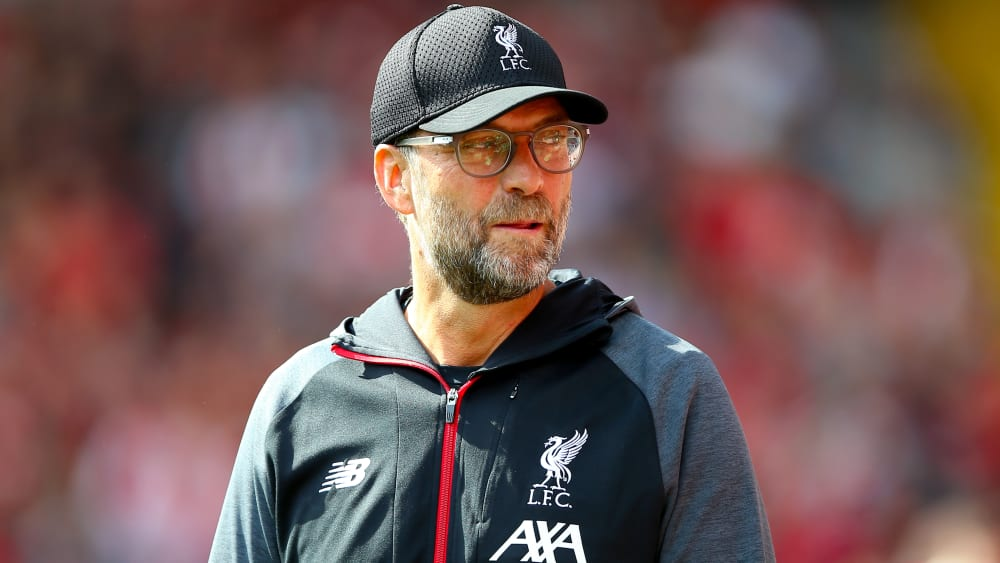 """Klopp kontert Solskjaer: """"Kann man so sehen, muss man aber nicht"""" - Psychospielchen vor Liverpools Duell in Manchester"""