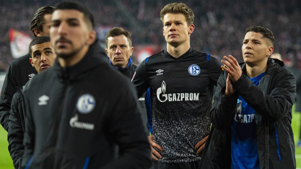 Alexander Nübel ist Torwart des FC Schalke 04.