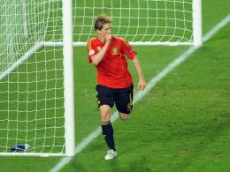 Fernando Torres verkündet Karriereende