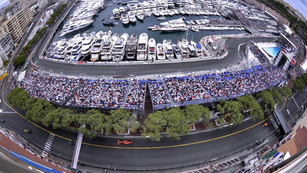 Auch der Grand Prix von Monaco wurde verschoben.