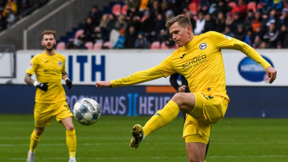 Bielefelds Joakim Nilsson