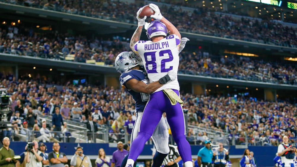 Vikings gewinnen NFC-Showdown in Dallas - Packers weiter oben - NFL, Week 10: Rams patzen auch in Pittsburgh