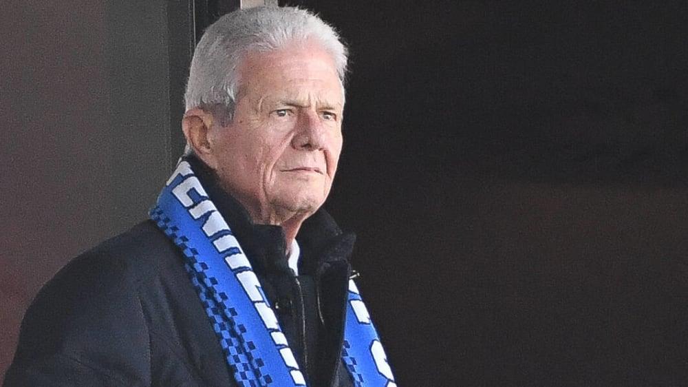 Hoffenheims Gesellschafter Dietmar Hopp hegt Sympathien für einen Solidarfonds.