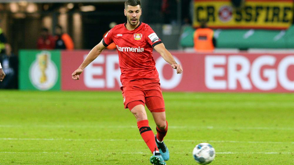 Leverkusens Aleksandar Dragovic liebäugelt in der Winterpause mit einem Vereinswechsel