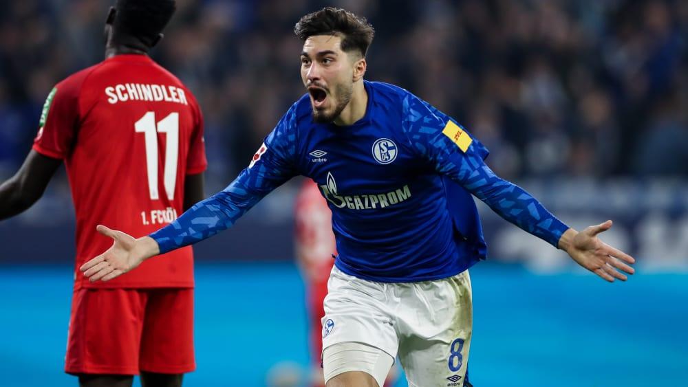Schalkes Suat Serdar