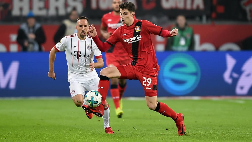 """Ribery rät Havertz von Wechsel zu Bayern ab - """"In München wäre es schwierig"""""""