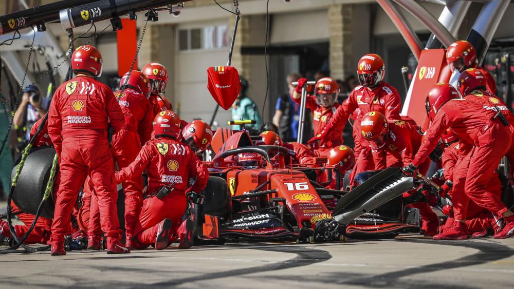 Wurde bei Ferrari getrickst? Die Konkurrenz macht der Scuderia Vorwürfe.