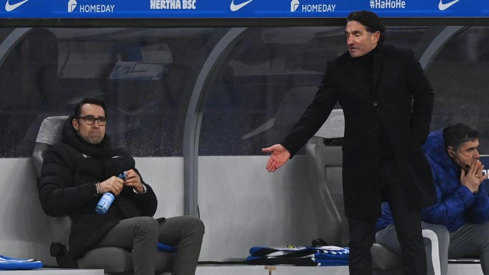 Hertha BSC: Elf Einzelteile - aber kein Ganzes