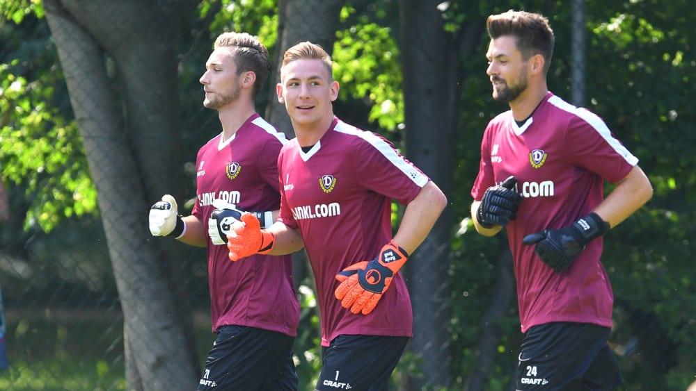 Tim Boss, Kevin Broll & Patrick Wiegers