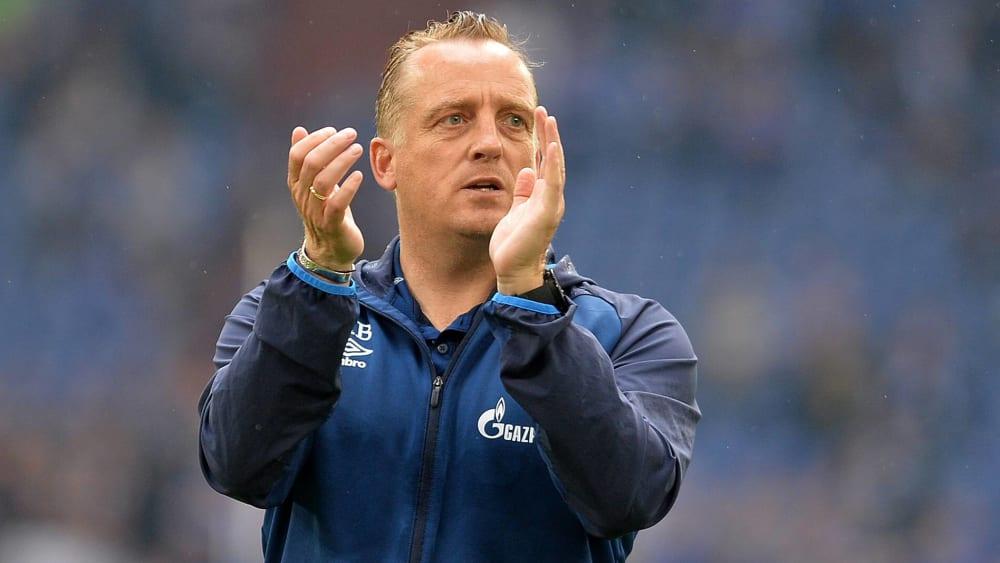 Schalker Urgestein: Mike Büskens.