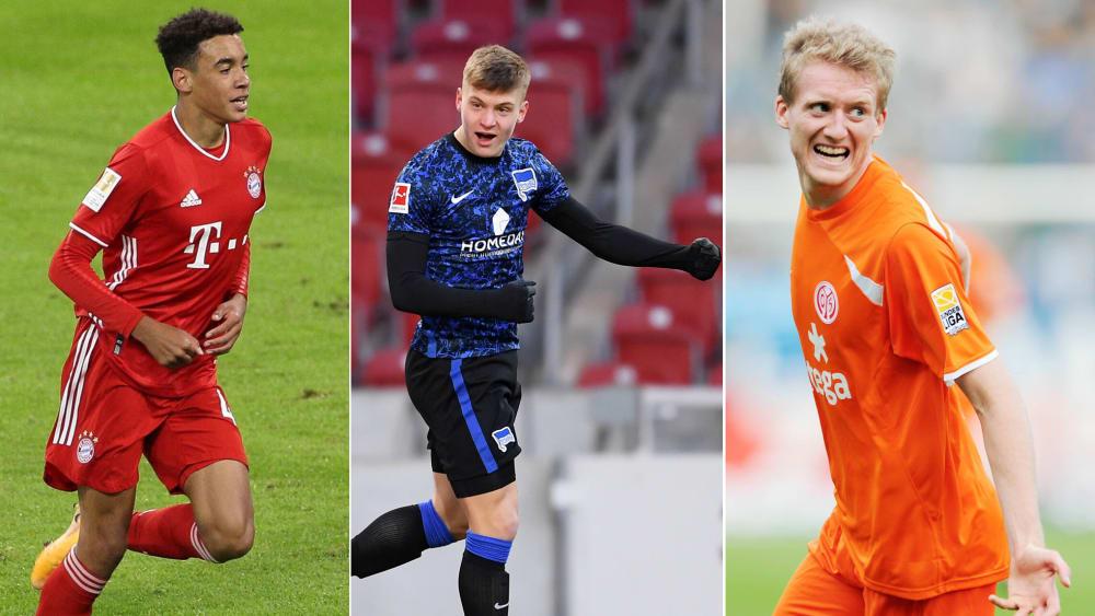 Torschützen Bundesliga 2021