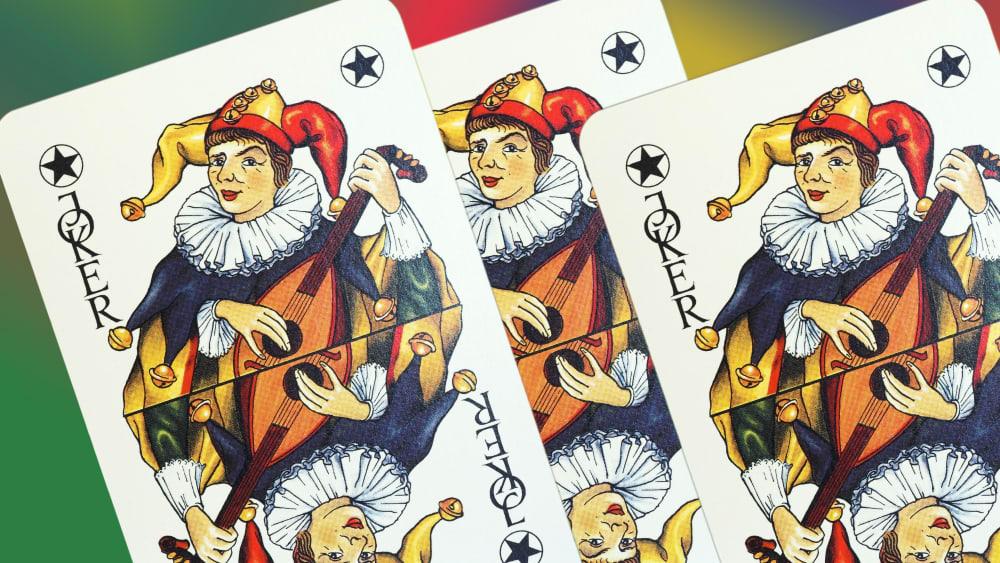 Joker-Karten