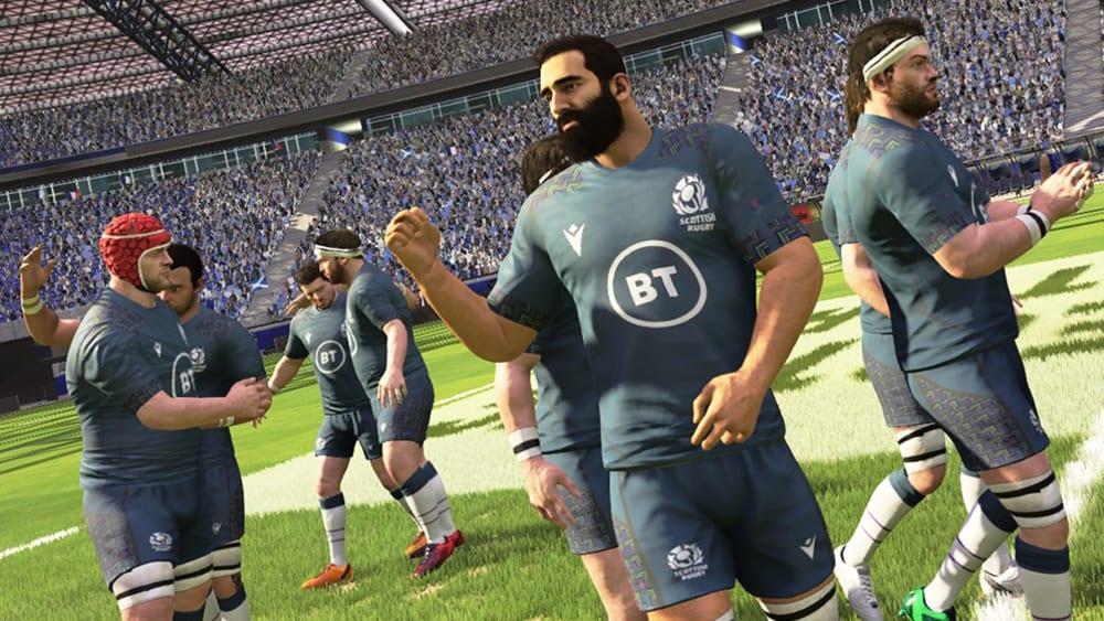 Erster Blick: Ein erster Screenshot von Rugby 20.