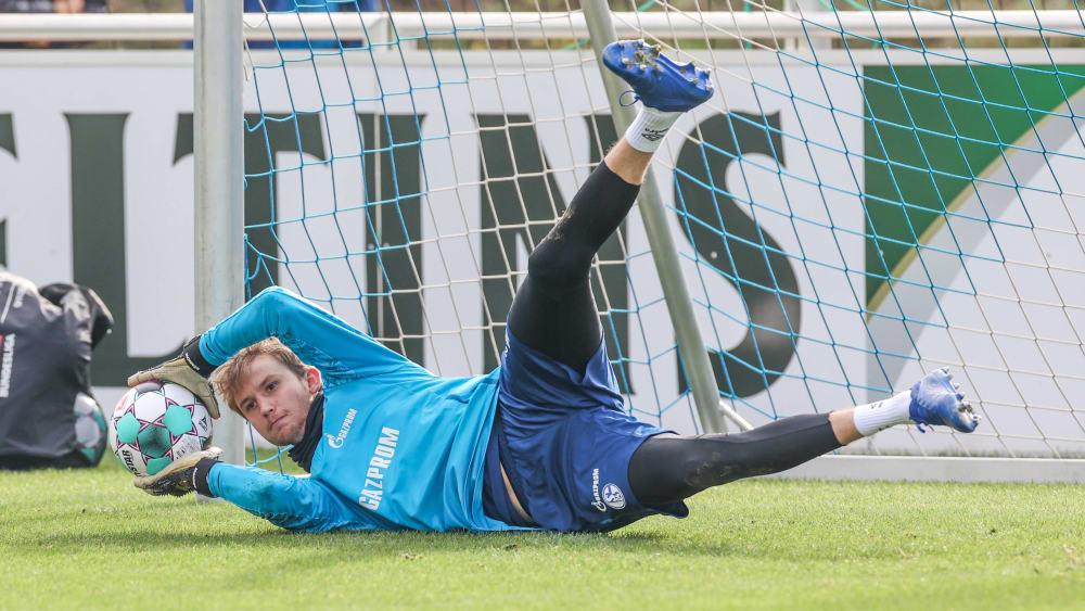 Rönnow ist Schalkes Nummer 1 - Fährmann hat wieder das Nachsehen