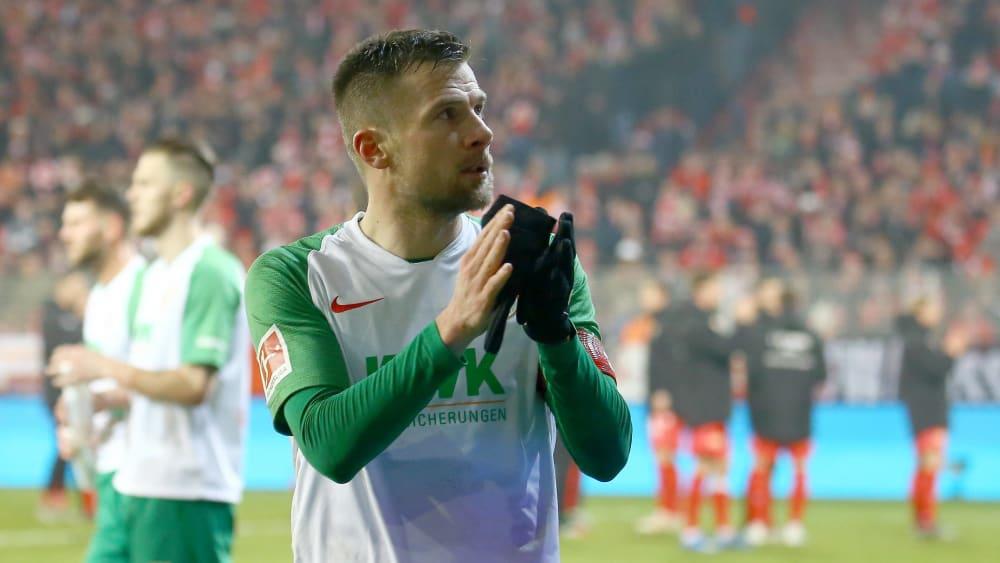 """Baier hadert: """"Das war einfach zu wenig"""" - Augsburg kassiert dritte Niederlage in Folge"""