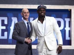 Der NBA-Draft: Zion nach New Orleans, Obiesie geht leer aus