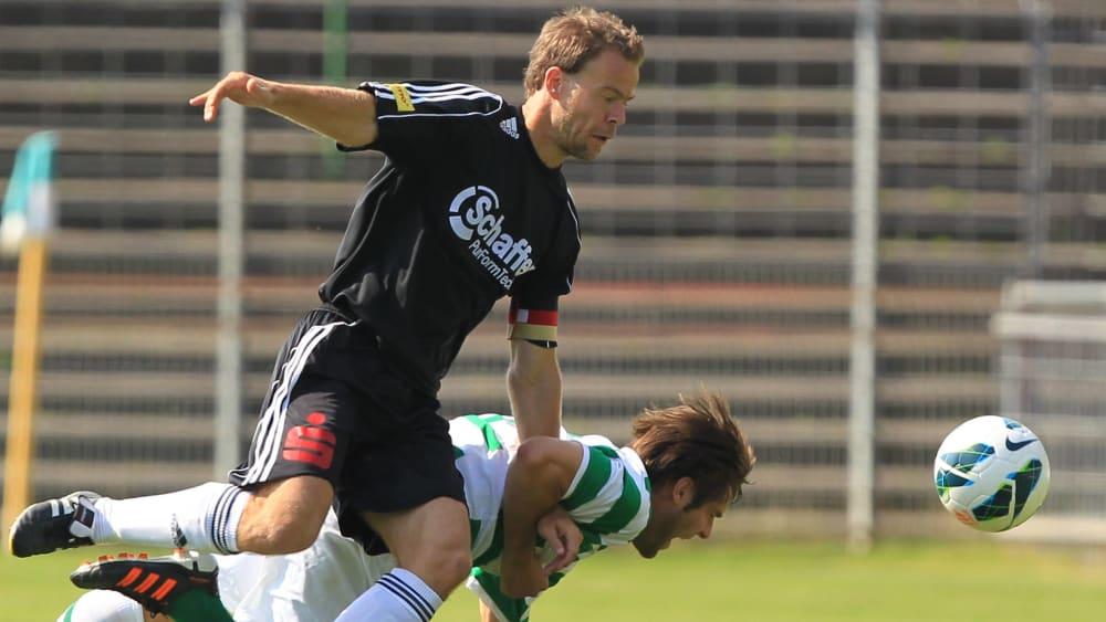 Maarten Schops als Spieler für den BSV