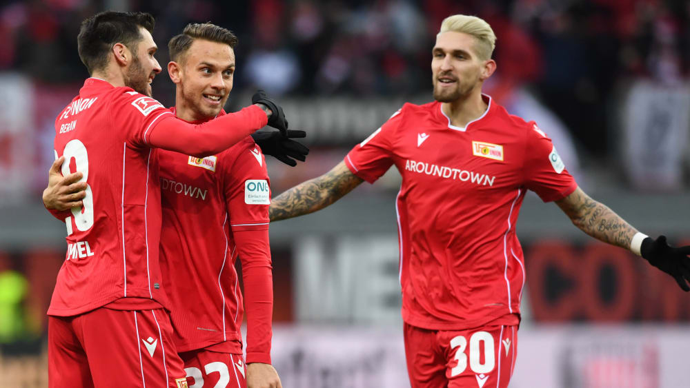 Paderborn spielt 1:1 gegen Union Berlin