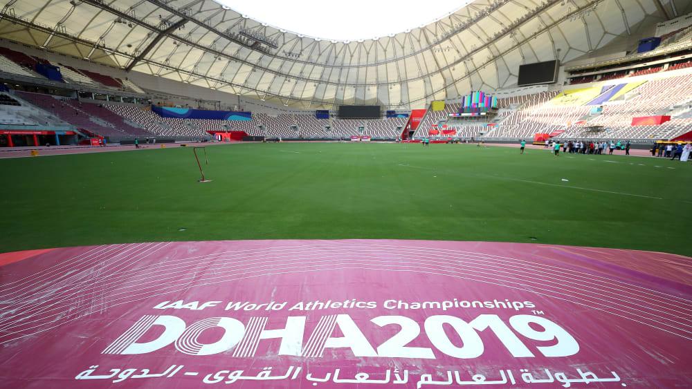 Der Zeitplan Der Leichtathletik Wm 2019 In Doha Kicker