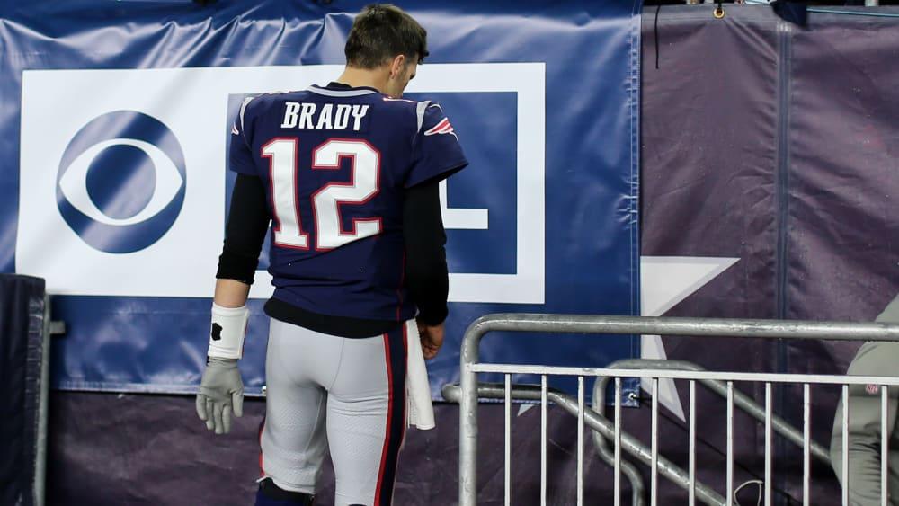 Sein letzter Auftritt? Tom Bradys Zukunft bleibt unklar.