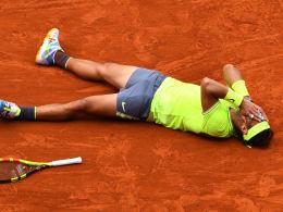 Nummer 12! Nadals historischer Triumph in Paris