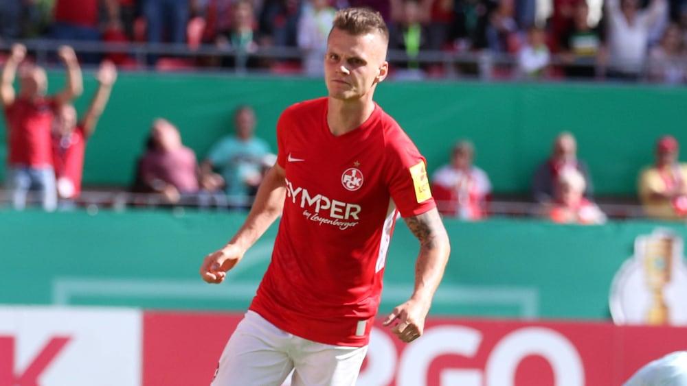 Jubel beim 1. FC Kaiserslautern