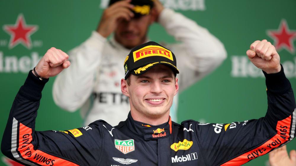 Wird Max Verstappen 2020 zum ersten Herausforderer von Weltmeister Lewis Hamilton?