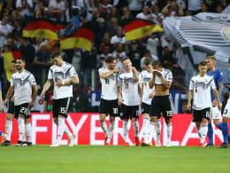 Acht-Tore-Gala: DFB-Elf sprüht vor Spielfreude